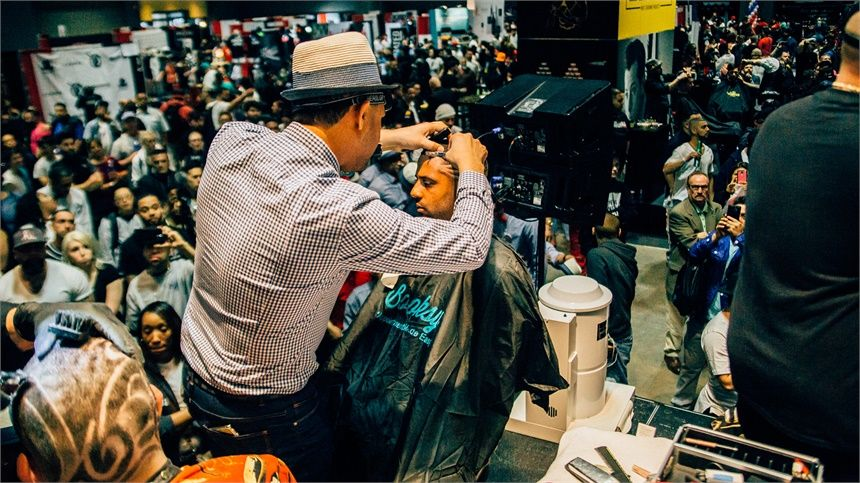 CT Barber Expo